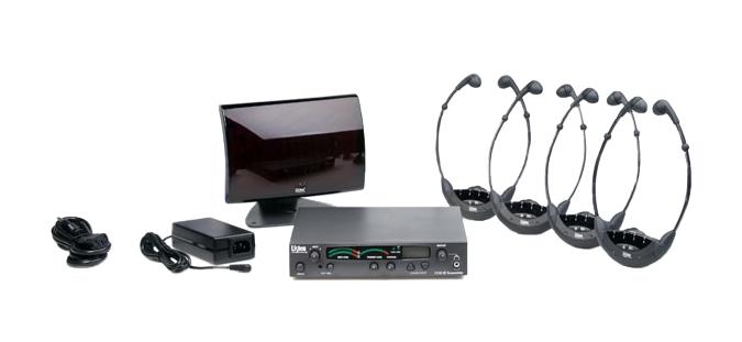 Sistema de Traducción Simultánea Infrarroja - www.comunicacionesglobales.com